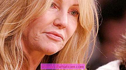 Heather Locklear: Dengan ambulans ke hospital