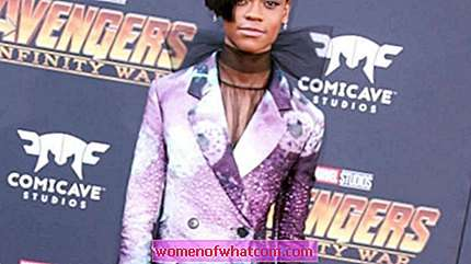 Letitia Wright: un universo femminile Marvel