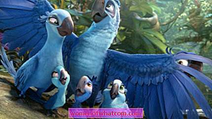 "RTL-biografrecension: ""Rio 2"" - start 03.04."